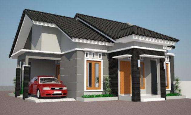 Ide Desain Atap Untuk Rumah Minimalis Terbaik Bongproperty Com