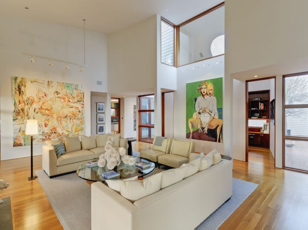 sofa besar untuk ukuran ruang tamu yang juga besar » Inilah 15 Desain Ruang Tamu yang Membuat Semuanya Lupa Waktu
