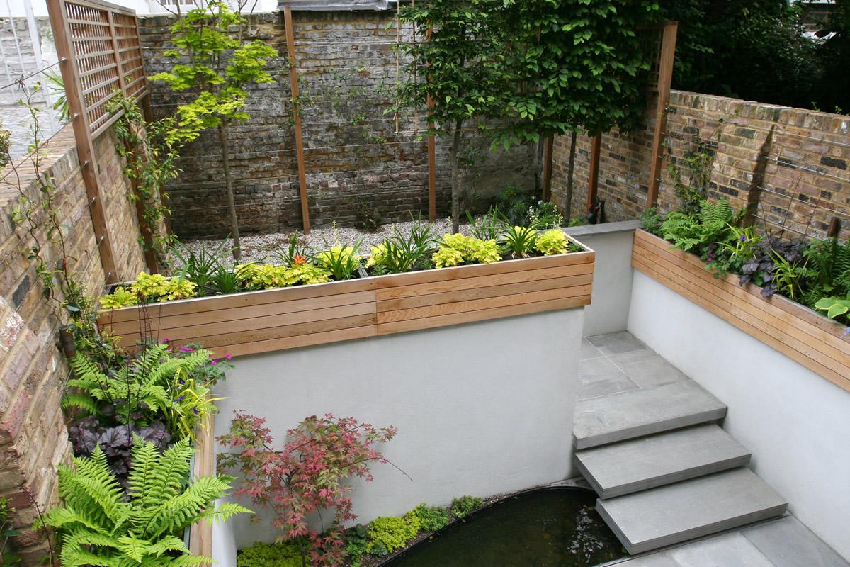 taman minimalis yang bisa dibuat di belakang rumah » Inspirasi Desain Taman yang Akan Membuat Hati dan Pikiran Nyaman
