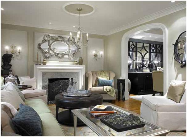 warna dinding putih untuk desain interior ruang tamu mewah » Tips Desain Interior Ruang Tamu Untuk Rumah Super Mewah